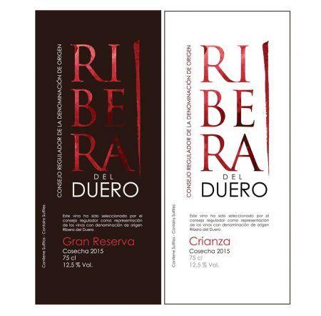 D.O. RIBERA DEL DUERO selecciona la etiqueta diseñada por DESAFÍO COMUNICACIÓN